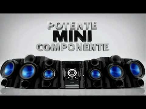 LG Mini Componente - Modelo MCV904