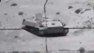 Super Huey Cobra Helicopter Gunship In Iraq
