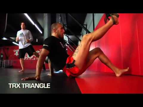 Brandon Vera - TRX Training For UFC #102 Image 1