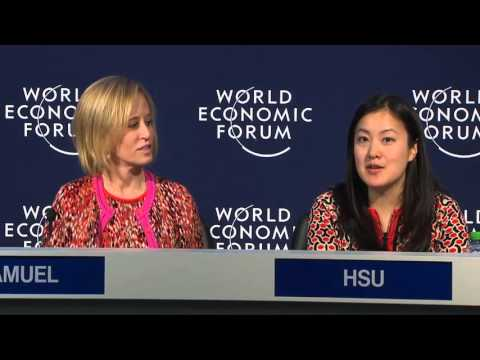 Davos 2016 - Press Conference: Environmental Performance Index by Yale University