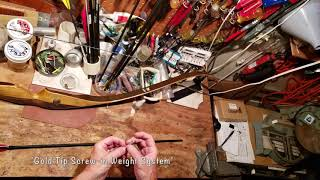 Upgrading Cheap and Low Cost Arrows   Archery Arrow Building
