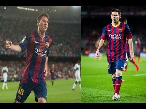 Lionel Messi Increible 2014-15