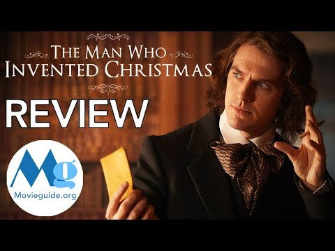 THE MAN WHO INVENTED CHRISTMAS Review by Movieguide®