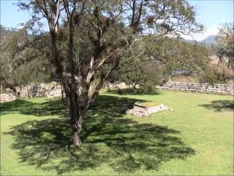 Chinkultic Maya Archaeological Site - Chiapas, Mexico