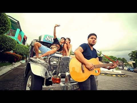Selfie Song - Jamich & Davey Langit video