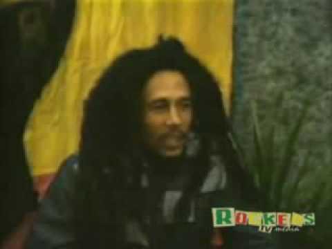 Bob Marley Apollo Interview 1979