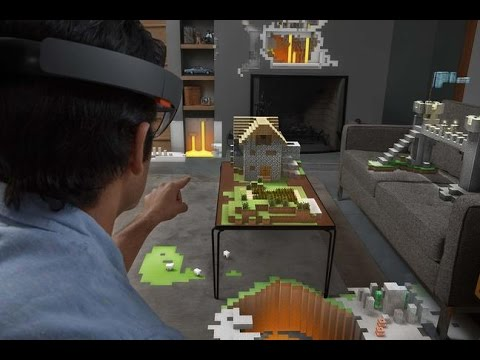 Tomorrow Daily - 116: Microsoft HoloLens, a robot chef learns from YouTube and more