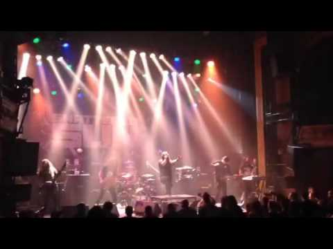 Shattered Sun live in Montreal,Canada 2015
