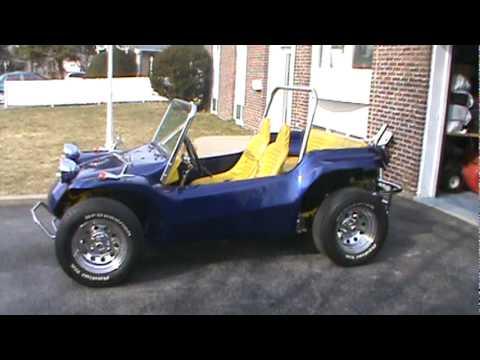 VW Dune Buggy Manx clone 2110cc