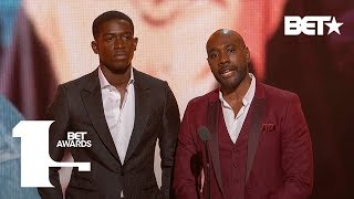 Morris Chestnut & Damson Idris Honor The Late John Singleton For His Legendary Work|BET Awards 2019