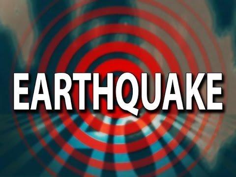 Earthquake rocks northern California