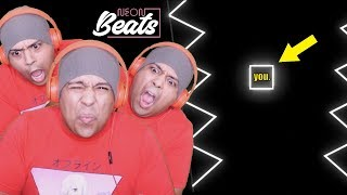 THIS IS BETTER THAN GEOMETRY DASH!! THESE BEATS!! [NEON BEATS]