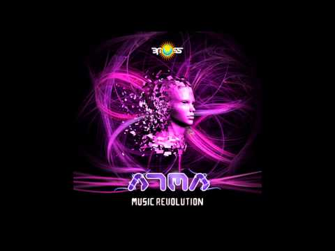 Atma - Music Revolution (Full Album) HQ
