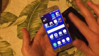 Galaxy Note 5: Frozen Screen / Can