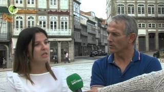 Qual o monumento mais emblemático de Guimarães?