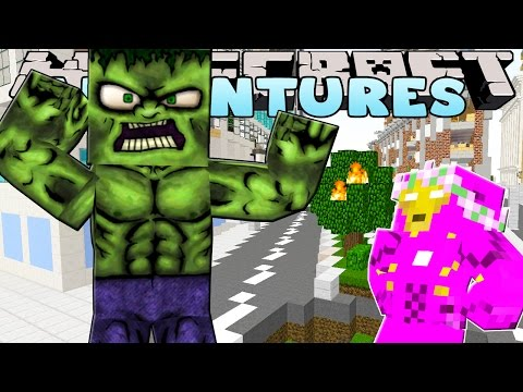 Minecraft - Little Kelly Adventures : HELPING OUT THE MINEVENGERS!