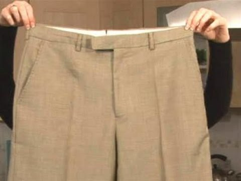 How To Iron Trousers Step By Step