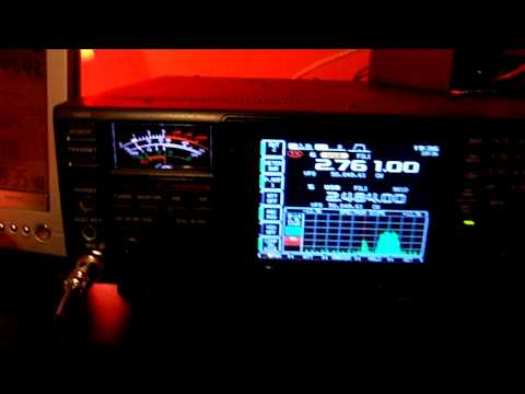 ICOM IC-756PROIII vs YAESU FT-2000 PEP - OOSTENDE RADIO OSU