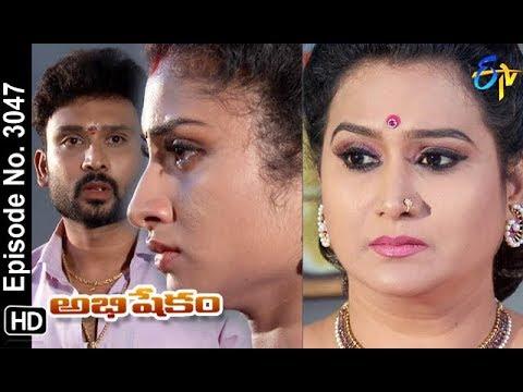 Abhishekam | 22nd October 2018 | Full Episode No 3047 | ETV Telugu