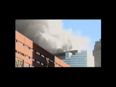 Philip Mudd (Former CIA/FBI) passes on question about WTC 7 free-fall