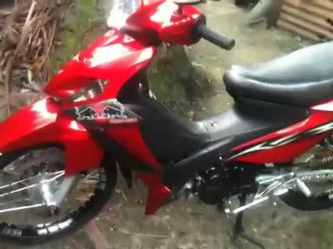 Motor Suzuki Smash
