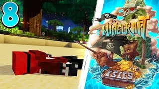 Minecraft Isles Roleplay SMP | Pirate's Cove [Ep.8]