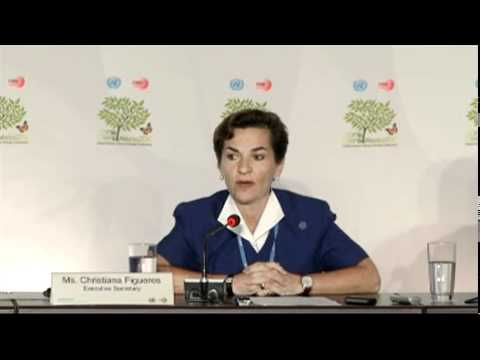 COP 16 press briefing 03 December