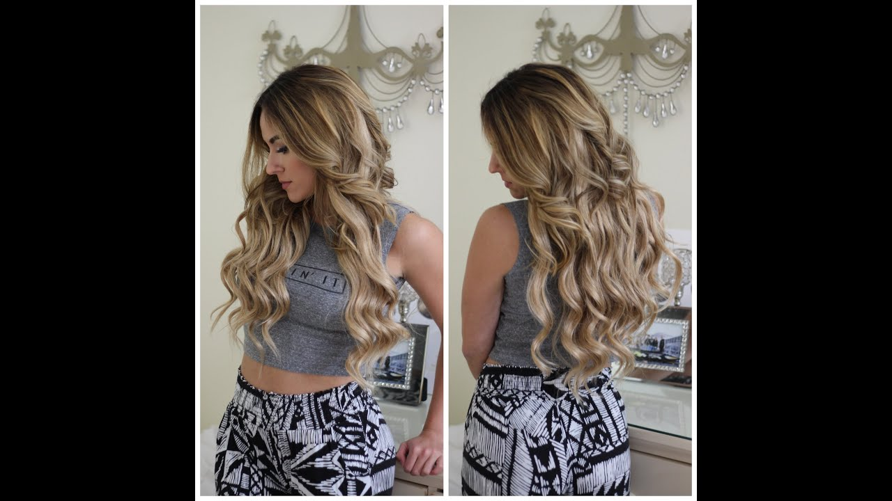 First Impression Luxury For Princess Hair Extensions