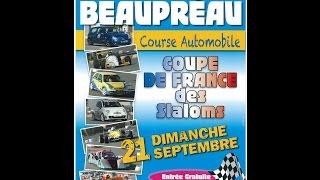 Vid�o 19�me Slalom de Beaupr�au, 21 Septembre 2014