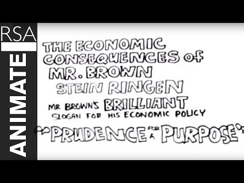 RSA Animate - The Economic Consequences of Mr Brown