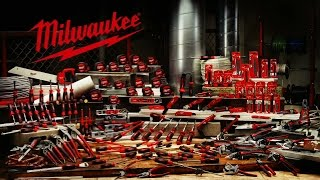 Innovative Hand Tools From Milwaukee