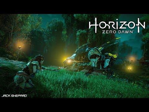 Horizon Zero Dawn #52 [Бой за жизнь]