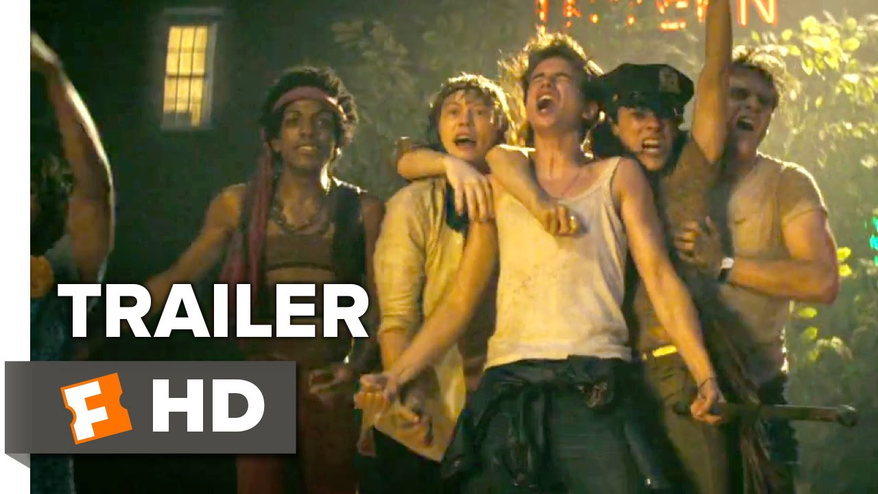 Stonewall Official Trailer #1 (2015) -  Jeremy Irvine, Jonathan Rhys Meyers Movie HD