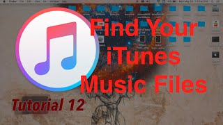 Find My Music In ITunes 12 4 On The Computer Tutorial 12 VideoMp4Mp3.Com