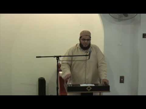Brother Farhad Syed - Jummah on 4/10/15