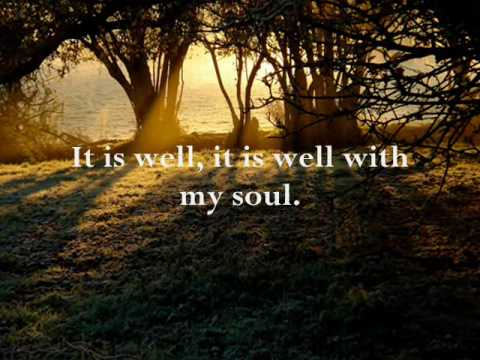 Hymn - It Is Well With My Soul
