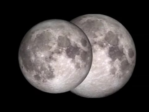Star gazers await 'supermoon'