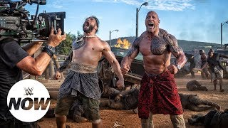 Fast & Furious Presents Hobbs & Shaw  Haka Moment [ Official Trailer ]