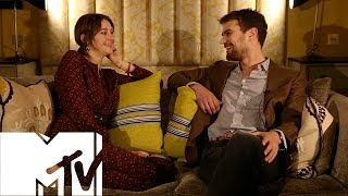 Insurgent Deleted Scenes: Shailene And Theo's Favourite | MTV
