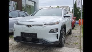 Hyundai KONA ELECTRIC 2019 | Electric Vehicle | Brand New Kona EV Impression electric|