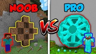 Minecraft NOOB vs. PRO: BANK ROBBERY in Minecraft!
