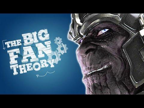 AVENGERS : Mais où est la dernière Pierre de l'Infini ?! - The Big Fan Theory