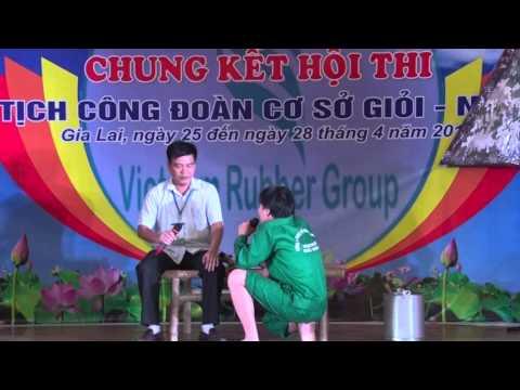 """""""Cạch ước mơ quý tử"""" - Trương Ngọc Sơn - Công ty Cao su Thanh Hóa"""
