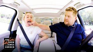 SNEAK PEEK - Miley Cyrus Carpool Karaoke - Coming Tuesday