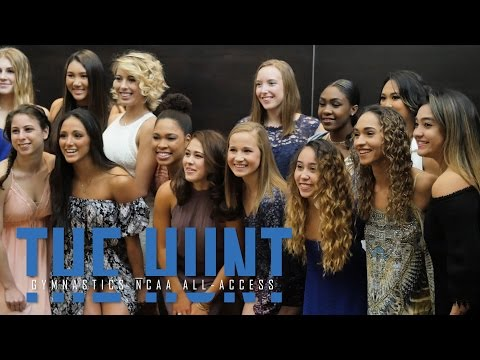 The Hunt: Gymnastics NCAA All-Access Part 1