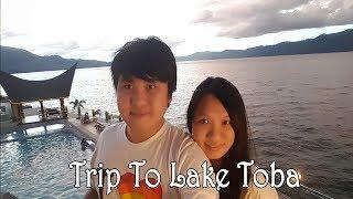 Couple Travel - Lake Toba, The World's Largest Volcanic Lake