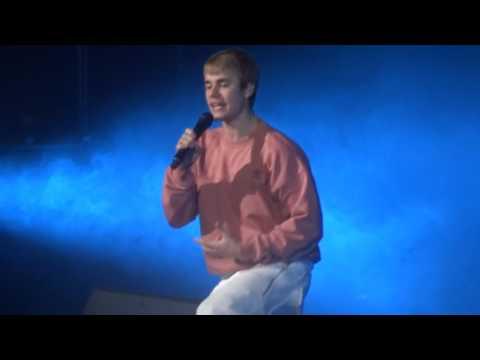 Justin Bieber - Where Are U Now Live - 12/3/16 - San Jose, CA - [HD]