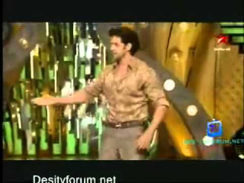 JUST DANCE - Hrithik owns Shahid Kapoor!