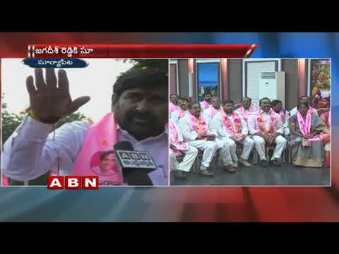 TRS Leader Jagadish Reddy Begins Election Campaign in Suryapet | face to face