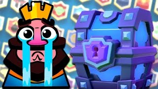 Clash Royale | Super Magical Chest TROLLING!